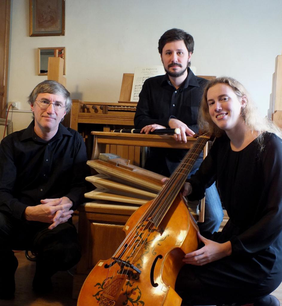 Trio Impromptu: François Clément - Nicolas Bouils - Pascale Clément